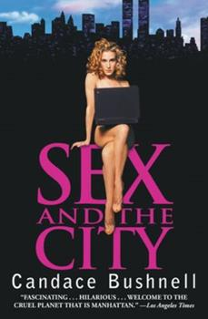 Paperback Sex and the City Book