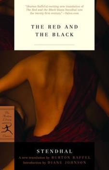 Le Rouge et le Noir 0451530284 Book Cover
