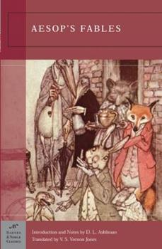 Paperback Aesop's Fables Book