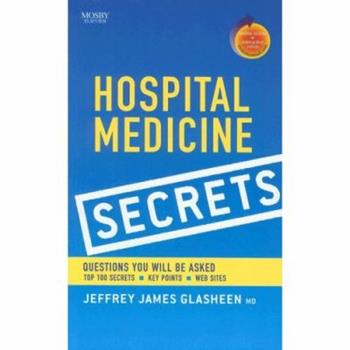 Paperback Hospital Medicine Secrets: With STUDENT CONSULT Online Access Book