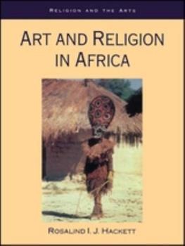 Paperback Art and Religion in Africa Book