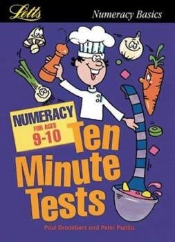 Paperback Numeracy (Ten Minute Tests) Book