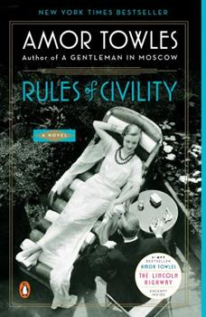Paperback Rules of Civility : A Novel Book