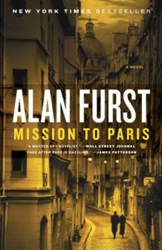 Mission to Paris 1410449033 Book Cover