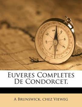 Paperback Euveres Completes de Condorcet Book