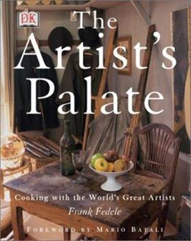 The Artist's Palate 0789477688 Book Cover