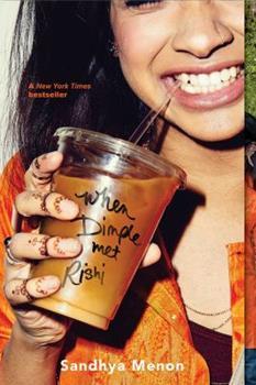Paperback When Dimple Met Rishi Book