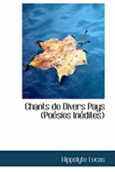 Paperback Chants de Divers Pays Book