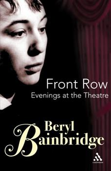 Front Row: Evenings at the Theatre 0826487874 Book Cover