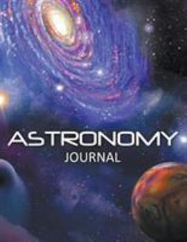 Diary Astronomy Journal Book
