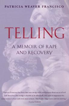 Paperback Telling : A Memoir of Rape and Recovery Book