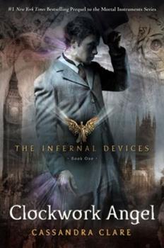 Clockwork Angel 141697587X Book Cover