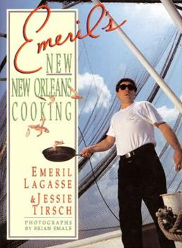 Hardcover Emeril's New New Orleans Cooking Book