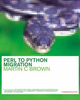 Perl to Python Migration 0201734885 Book Cover