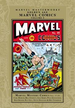 Marvel Masterworks: Golden Age Marvel Comics, Vol. 5 - Book #149 of the Marvel Masterworks