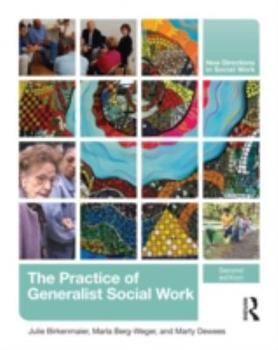 Contemporary Social Work Practice 0415873363 Book Cover