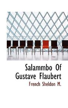 Paperback Salammbo of Gustave Flaubert Book