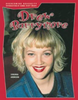 Drew Barrymore (Overcoming Adversity) 0791053067 Book Cover
