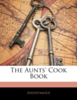 Paperback The Aunts' Cook Book