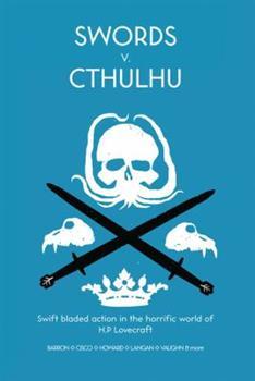 Swords v. Cthulhu 1908983094 Book Cover