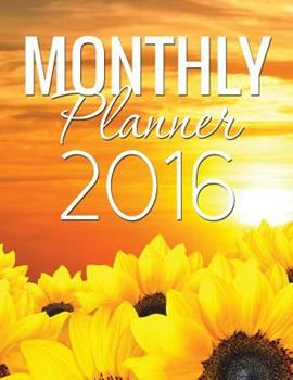 Calendar Monthly Planner 2016 Book