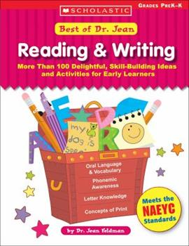 Best Of Dr Jean: Reading & Writing: Reading & Writing (Best Of Dr Jean) 0439597269 Book Cover