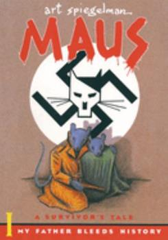 Paperback Maus I: A Survivor's Tale: My Father Bleeds History Book