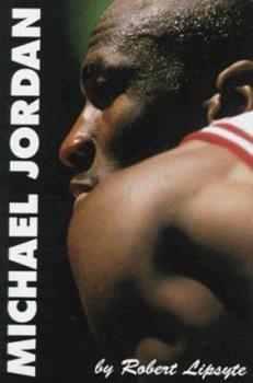 Michael Jordan: A Life Above the Rim (Superstar Lineup) 0060242353 Book Cover