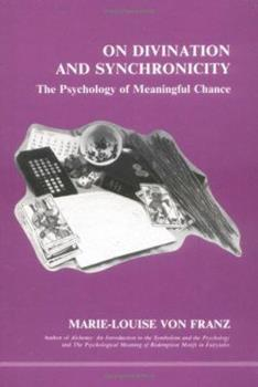 On Divination and Synchronicity 0919123023 Book Cover