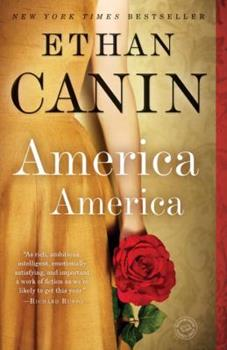 America America: A Novel 1607515377 Book Cover