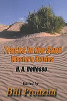 Tracks in the Sand: Western Stories (Five Star Western Series) 0786224002 Book Cover