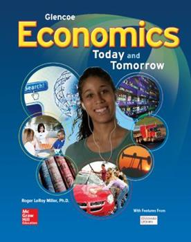 Economics Today and Tomorrow 0078285658 Book Cover