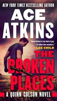 The Broken Places 0399161783 Book Cover