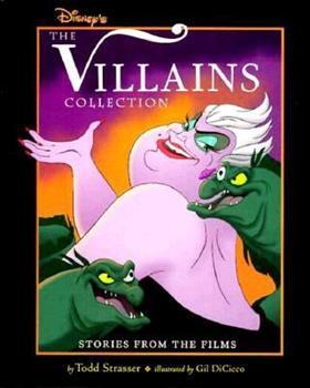 Hardcover The Villains Collection Book