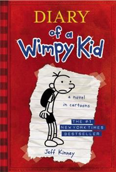 Diary of a Wimpy Kid - Book #1 of the Diary of a Wimpy Kid