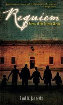 Requiem: Poems of the Terezin Ghetto 0763647276 Book Cover