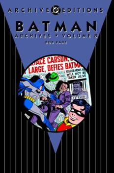 Batman: The Dark Knight Archives, Vol. 8 - Book  of the DC Archive Editions