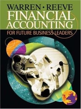 Hardcover Financial Accounting for Future Business Leaders Book