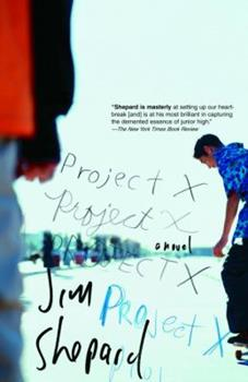 Project X 1400033489 Book Cover