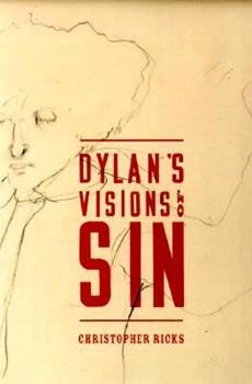 Hardcover Dylan's Visions of Sin Book
