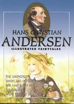 Hardcover Hans Christian Andersen Illustrated Fairytales, Volume IV Book