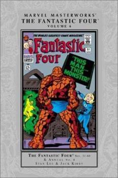 Marvel Masterworks: Fantastic Four, Vol. 6 (Nos. 51-60) - Book #28 of the Marvel Masterworks