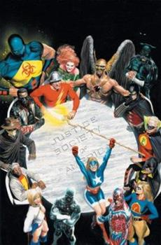 Justice Society of America, Vol. 1: The Next Age - Book  of the Complete Justice Society