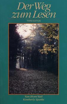 Der Weg zum Lesen 0155951521 Book Cover