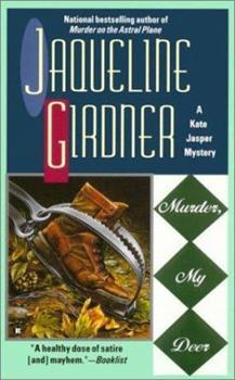 Murder, My Deer 0425178854 Book Cover