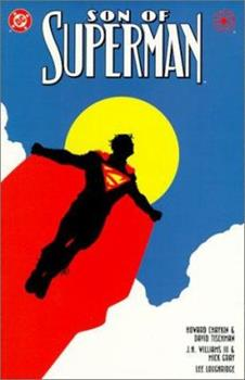 Son of Superman - Book  of the Superman: One-Shots