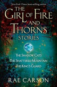 Girl of Fire and Thorns Stories 0062334336 Book Cover