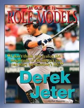 Derek Jeter - Book  of the Role Model Athletes