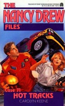 Hot Tracks - Book #71 of the Nancy Drew Files