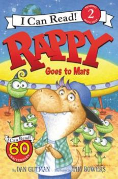 Rappy Goes to Mars - Book  of the I Can Read ~ Level 2